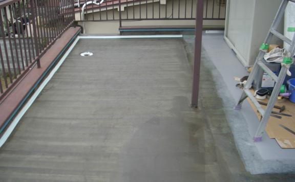 雨漏り補修・防水工事の事例