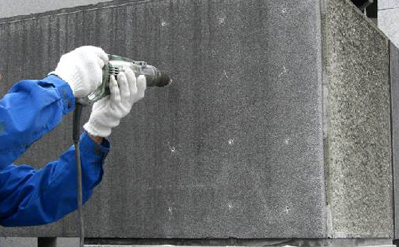外壁改修工事の事例